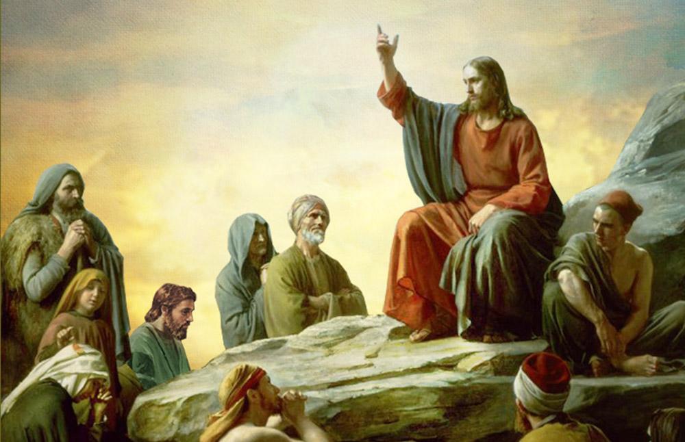 Die Bergpredigt Jesu